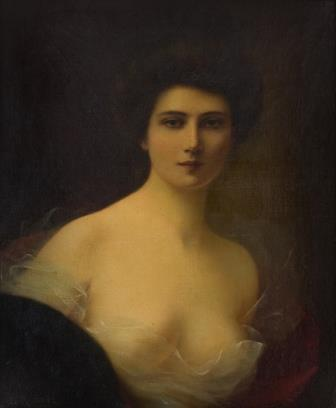 Henri Rondel Portrait