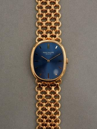 Gent's Gold Patek Philippe Watch