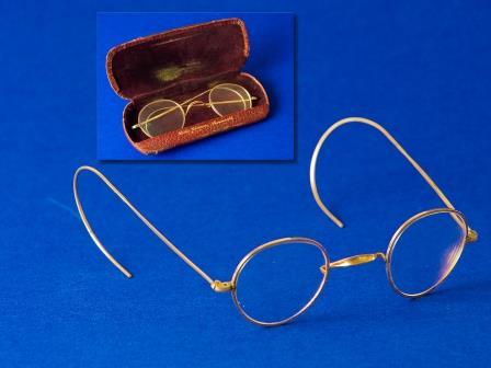 Gold Framed Spectacles