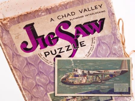 Chad Valley Jigsaw Puzzle