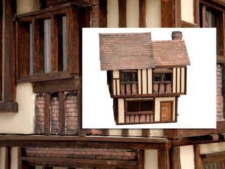 Tudor Style Doll's House