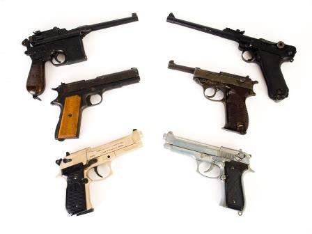Replica and De-Activated Weapons (1)