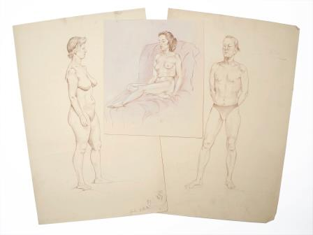 Folder of Sketches