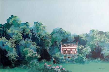 Johnathan Routh Painting