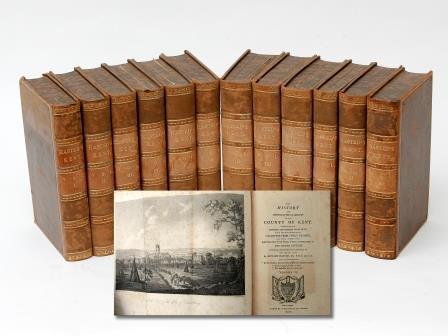 Edward Hasted – History of Kent