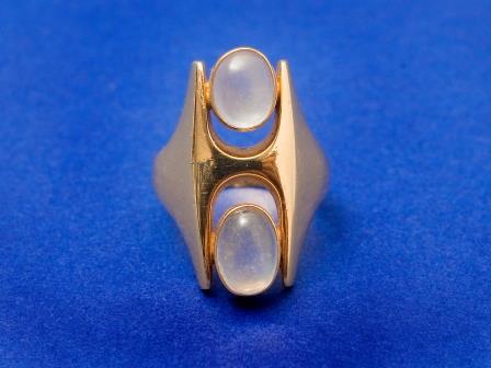 Georg Jensen Dress Ring