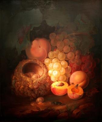 J.C. Wetzel Painting