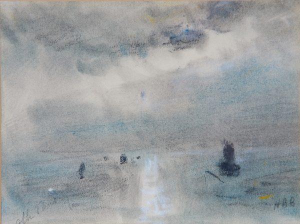 Hercules Brabazon Brabazon Painting