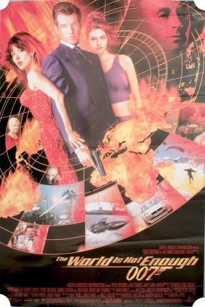 Bond Film Posters