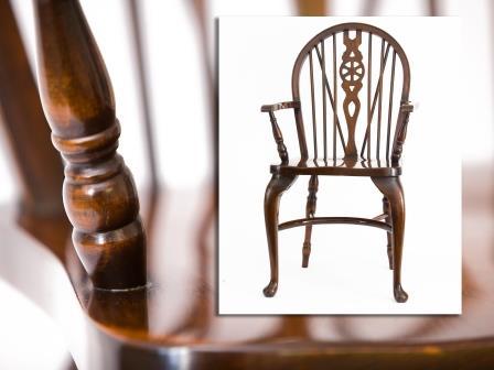 Wheelback Dining Chairs