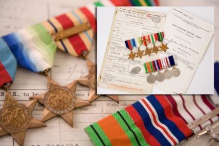 Royal Navy Medal Group