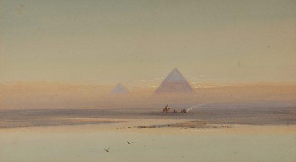 Egyptian Watercolours