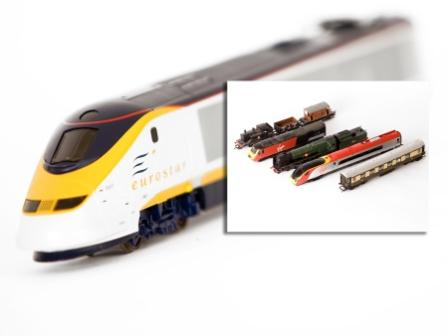 Hornby OO Guage Part Train Set
