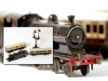 Marklin Guage One Locomotive.
