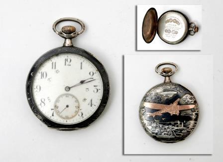 Invar Gent's Pocket Watch.
