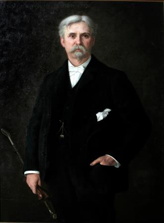 American School Portrait.