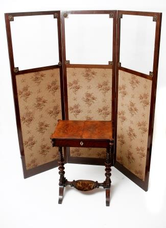 An Early 20th Century Screen.