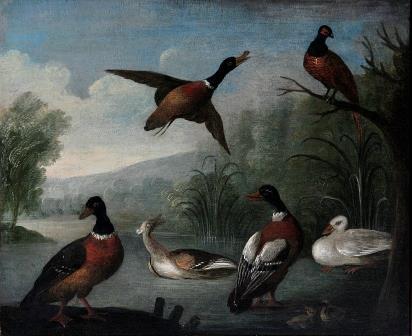 Studio of Francis Barlow, Painting.