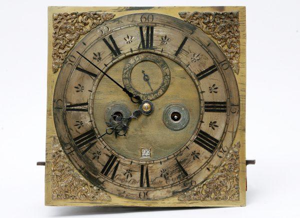 A George III Longcase Clock.