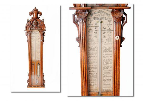 Victorian Fitzroy Barometer.