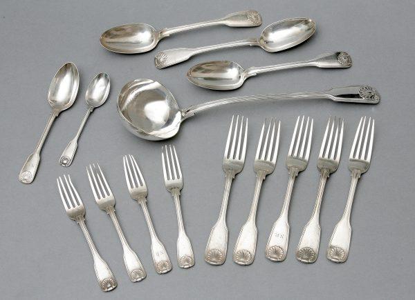Silver Cutlery.