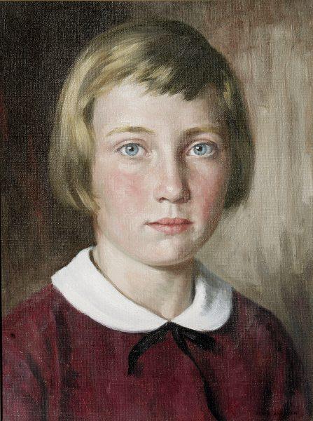 Frank Jamieson Painting.