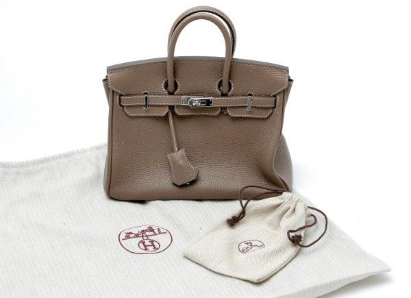 A Replica Hermes Handbag.