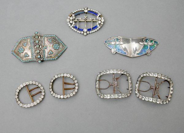 A Selection of Buckles.