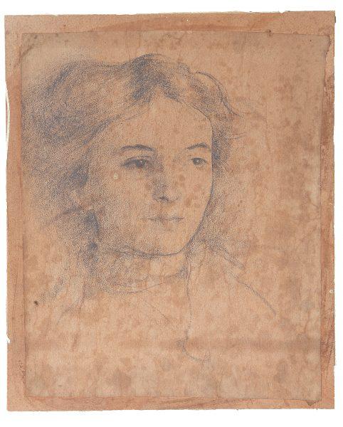 Augustus John Portrait.
