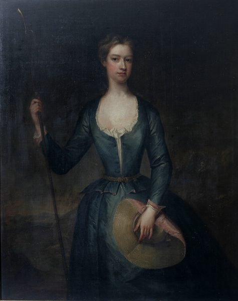 Follower of Joseph Highmore – Portrait.