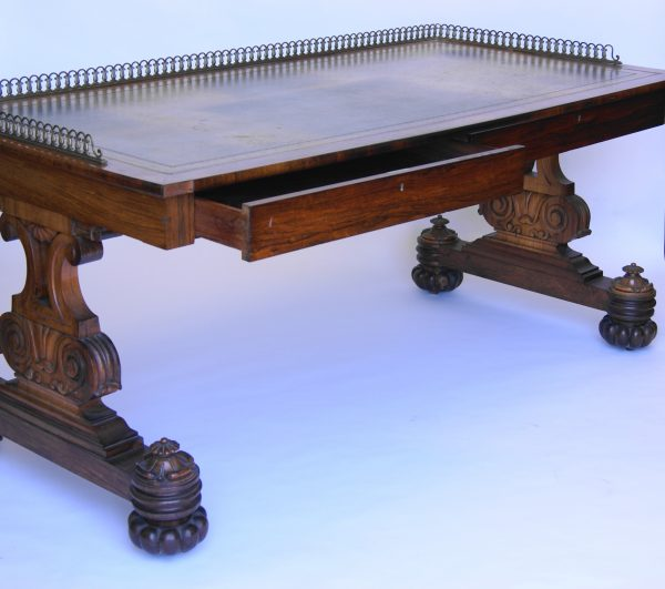 A William IV Writing Table.