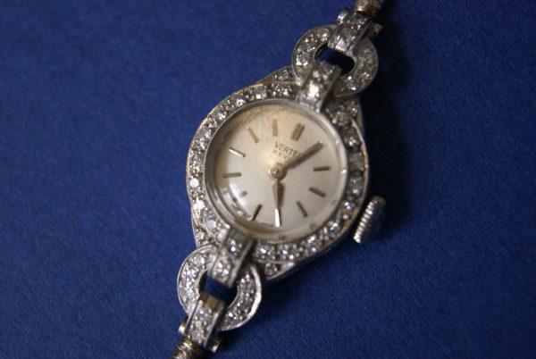 Diamond Cocktail Watch.