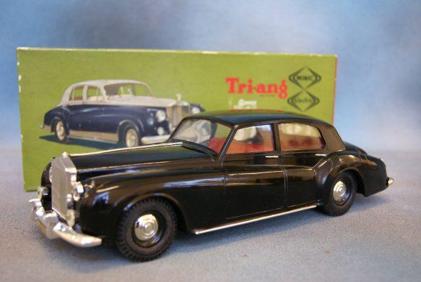 "A Tri-ang ""Minic"" Rolls Royce Motor Car."