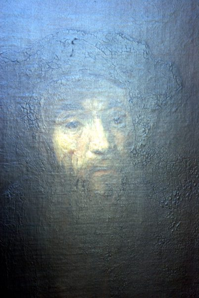 After Rembrandt – Portrait of Bearded Man.