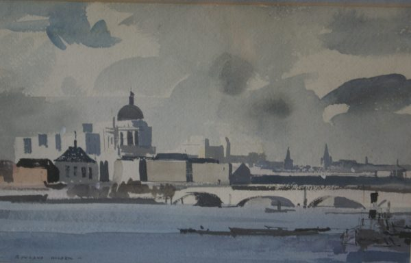 Rowland Hilder Watercolour.