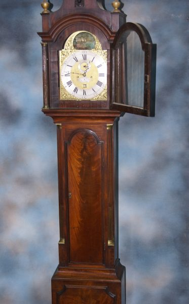 Late 18th Century Longcase Clock.