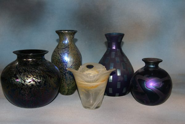 Collection of Murano Glass.