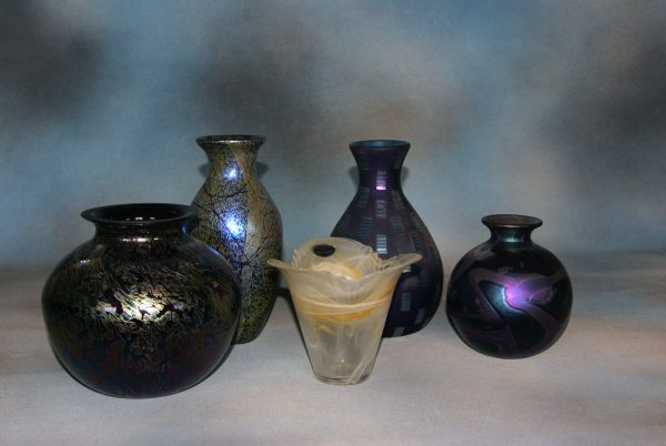 A Ditto Lot of Murano And Other Glassware.