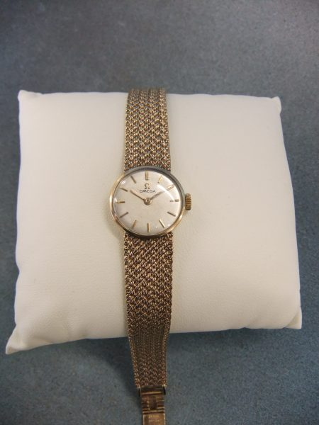 Lady's Omega Watch.