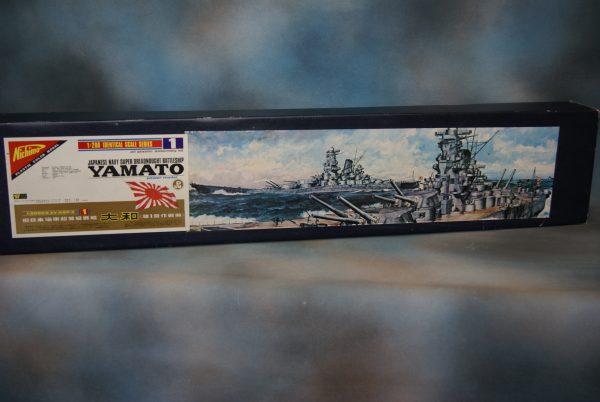 "Ship Model ""Yamato""."