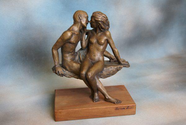 Leonardo Lucchi Bronze Group.