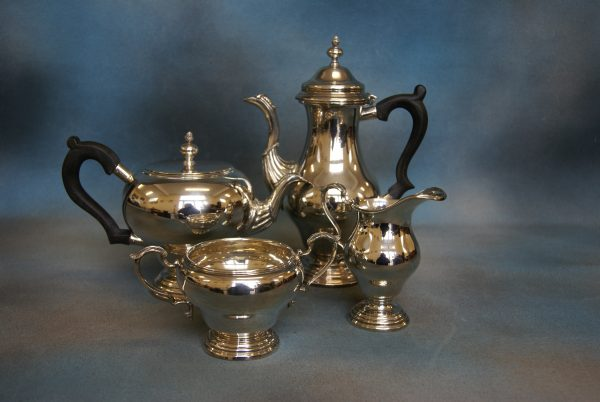 Irish Silver Tea/Coffee Set.