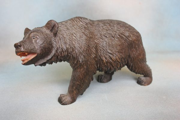An Early 20th Century Black Forest Bear.